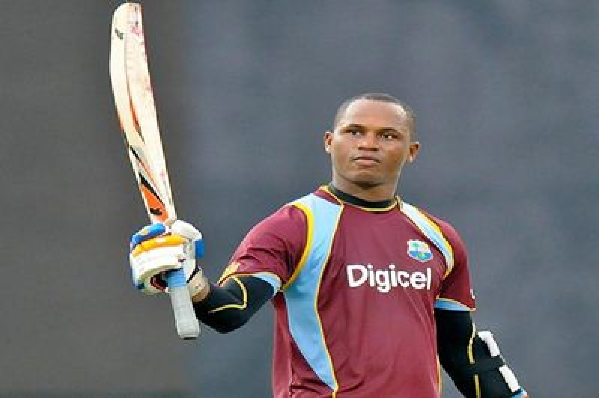 Windies' Samuels hauled up again for suspect action