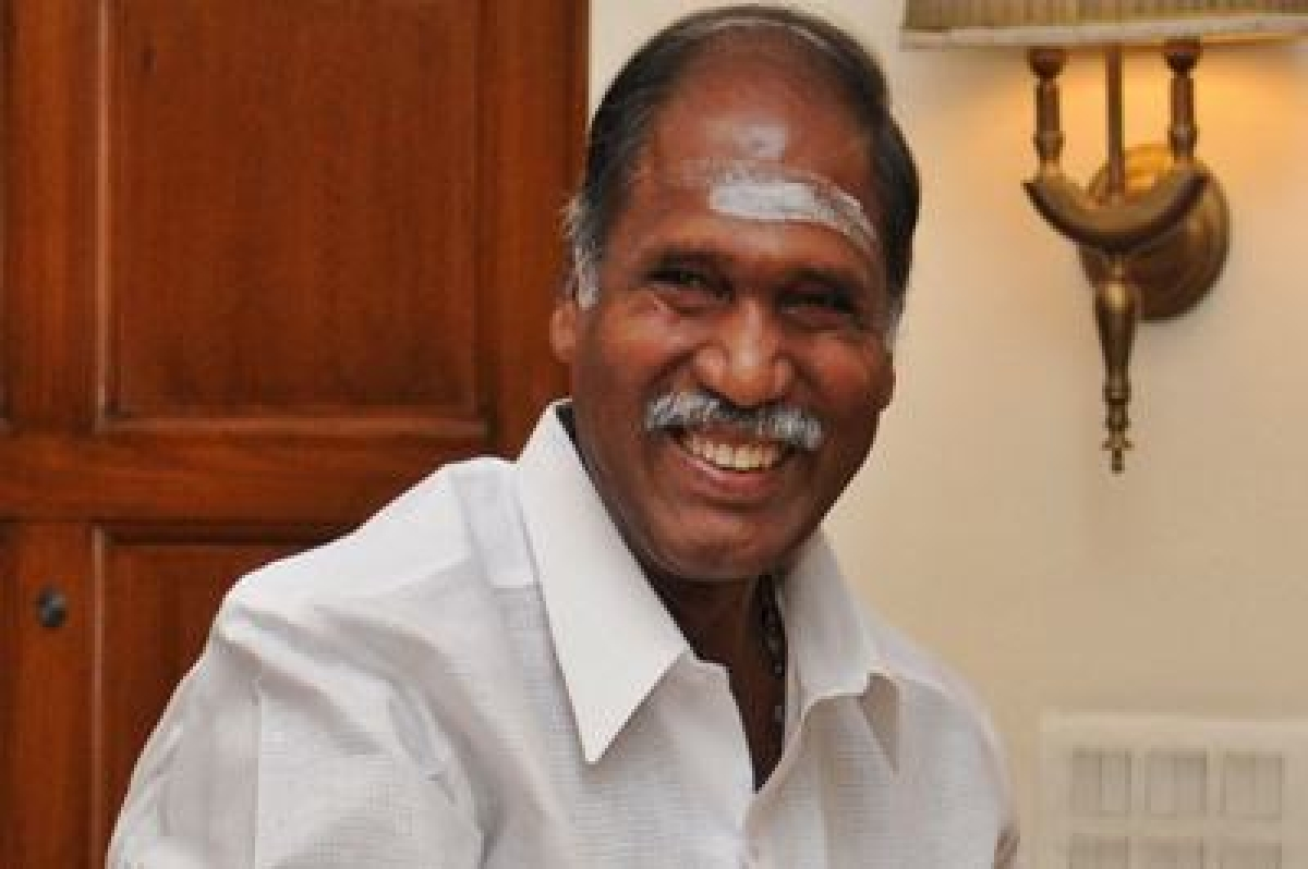 Pondy implements Central schemes to promote savings: Rangasamy