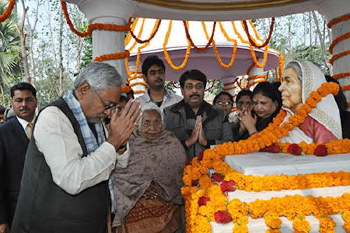 In Nitish village, pride for son, anger against MLA
