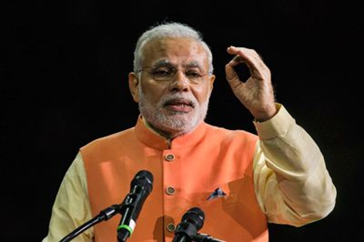 India doing better than when we took office 17 months ago: PM Narendra Modi