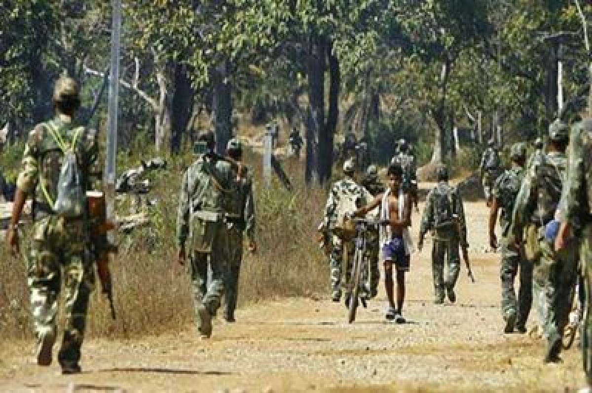 Five IEDs planted by Naxals seized in Chhattisgarh
