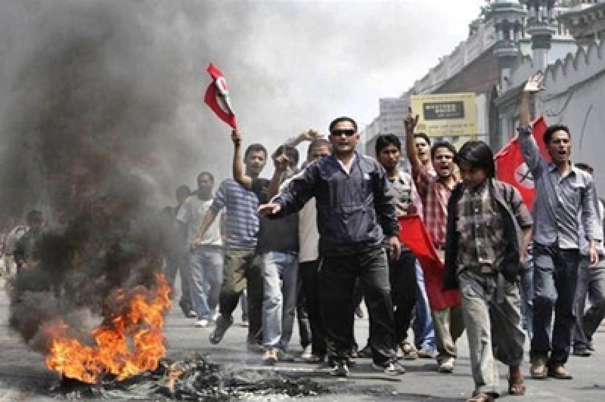 Nepal slaps treason charges against three Madhesi activists