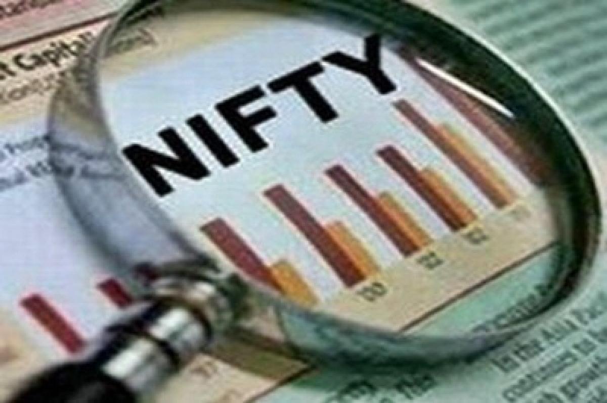 Nifty, Sensex end below 8150, 239 pts; metals lose