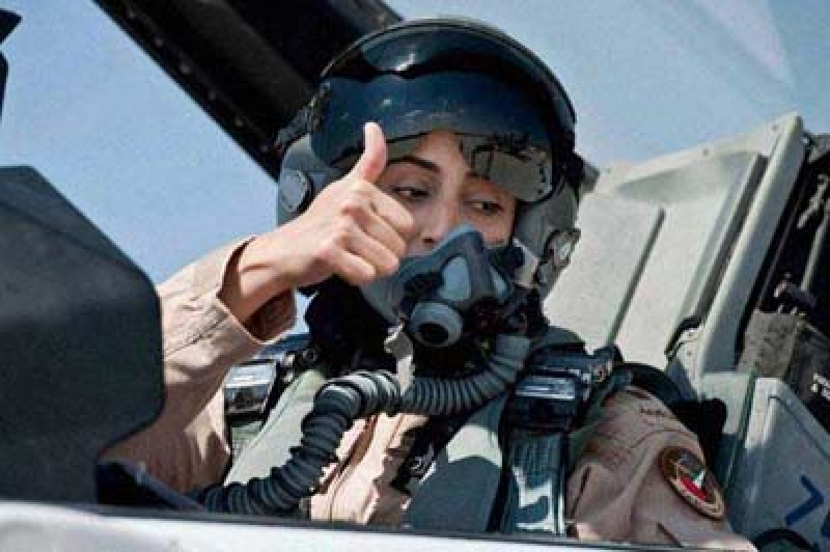 Women pilots to fly war planes by 2017
