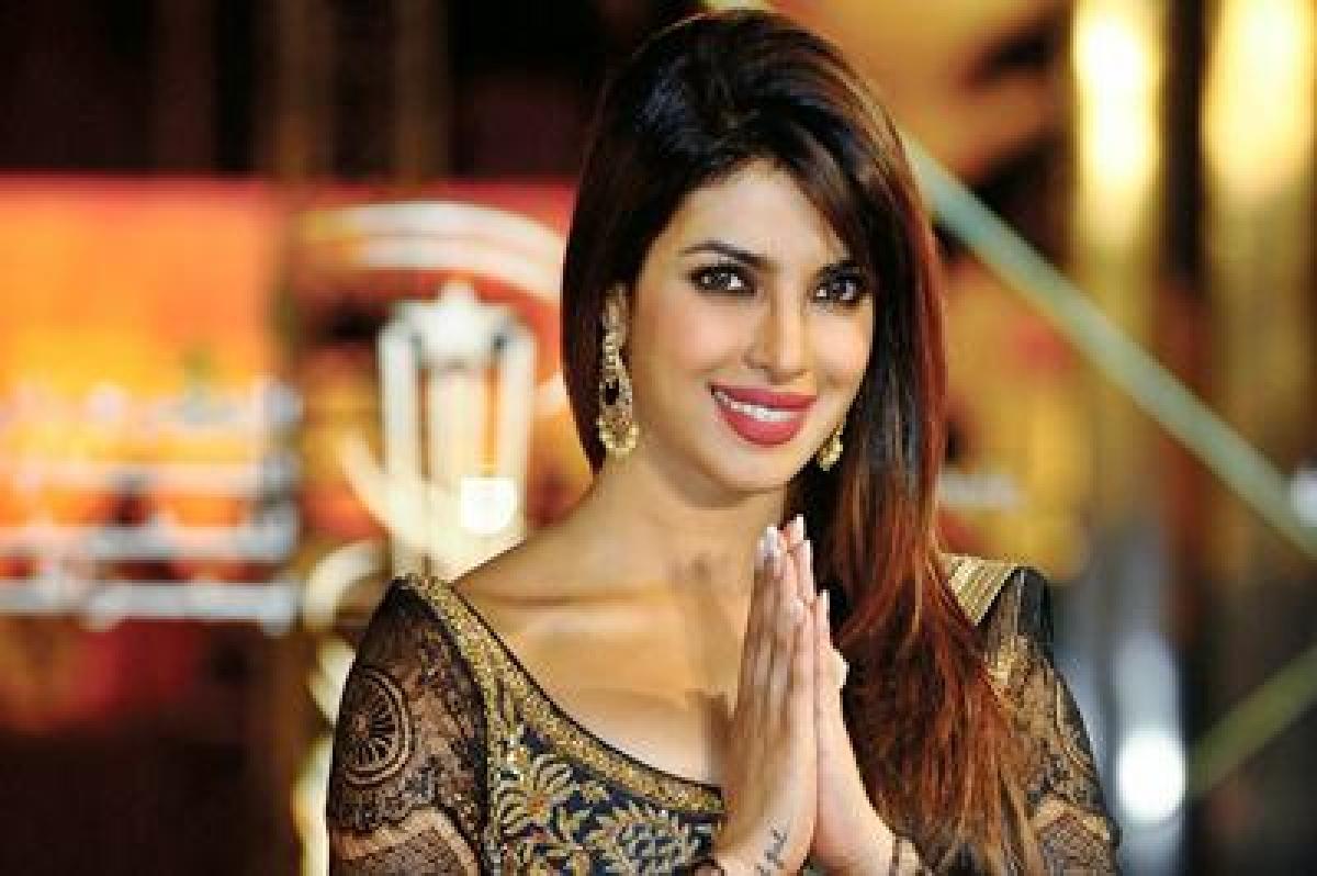 Priyanka Chopra wins EMA for Best India Act