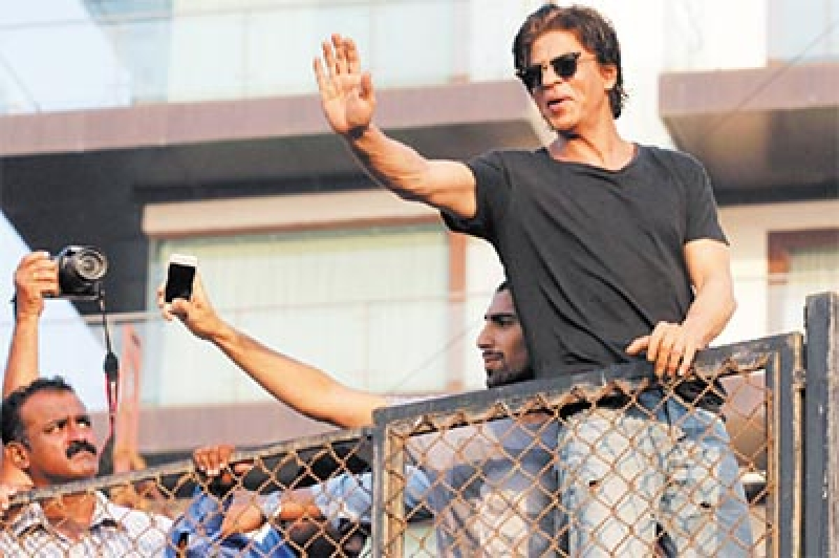 Keep spreading your magic: B-Town on SRK's 50th birthday