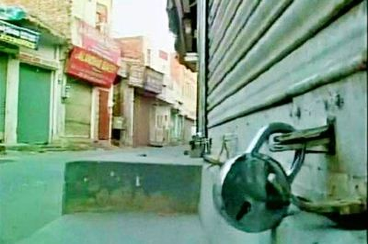Trucker murder: Curfew imposed in Anantnag, Srinagar
