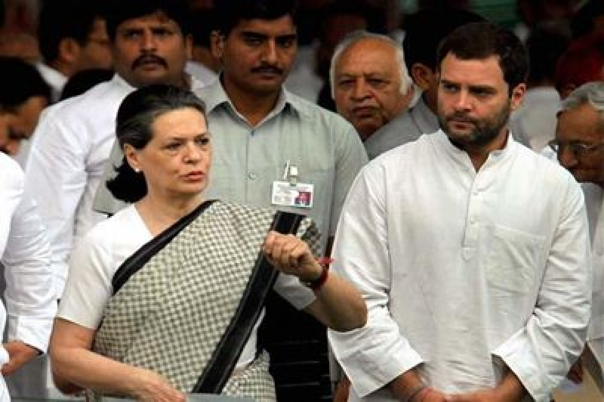 Allegations against Sonia Gandhi, Rahul Gandhi 'patently false': Congress
