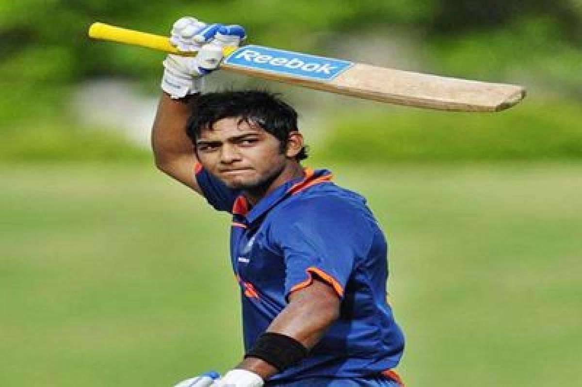 Unmukt Chand stars in Delhi's 4-wicket win against Haryana