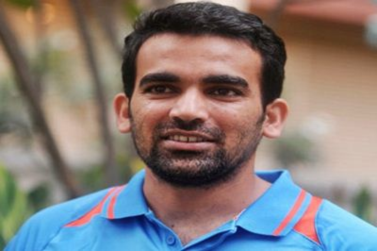 Bhajji, Raina, Kaif hail Zaheer Khan's selection