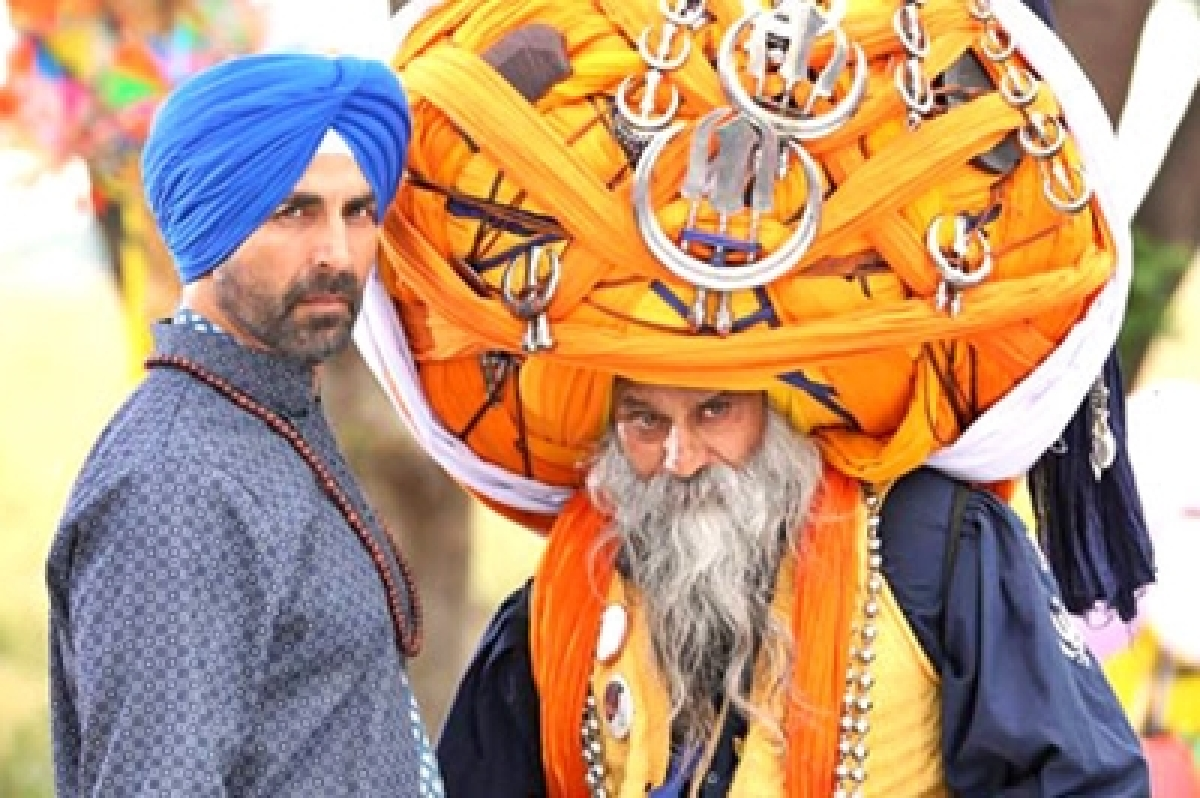 There is nothing quite like playing a true Punjabi Sikh boy – Akshay Kumar on Singh Is Bliing