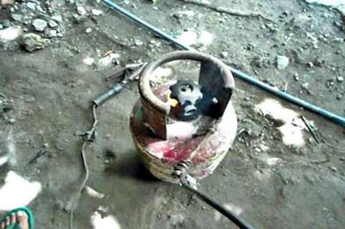 Mumbai: Cylinder blast leaves 14 left injured in Jogeshwari chawl