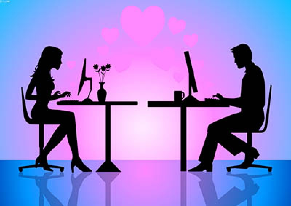 Online affairs can be addictive