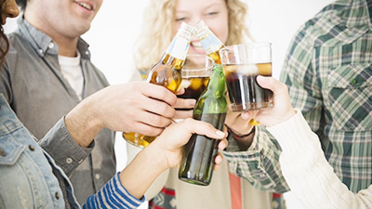 Booze brands evading labelling duty