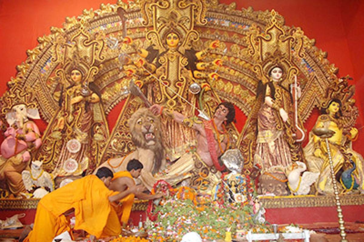 Durga Puja/ Representative pic