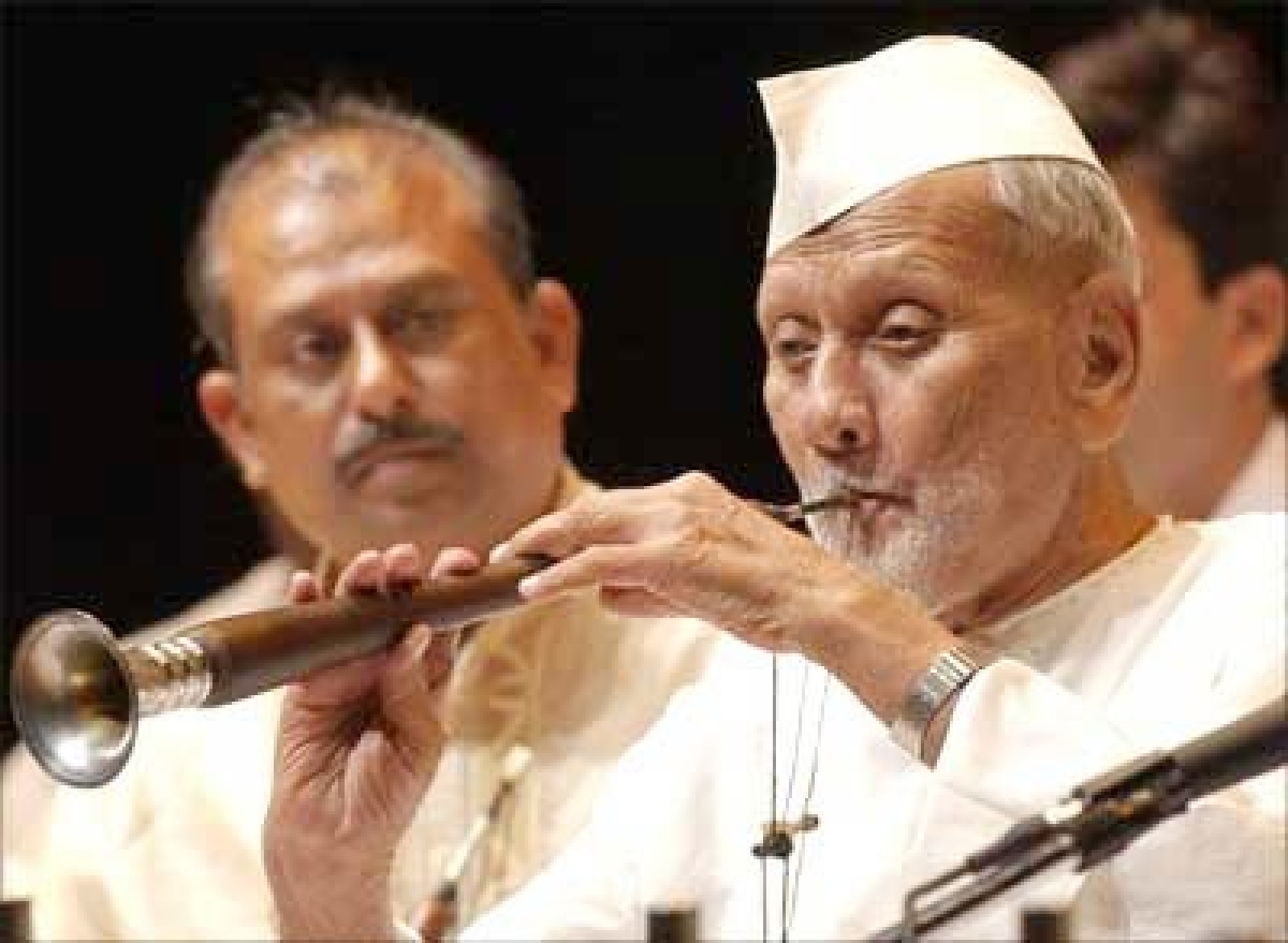 Bismillah Khan, the shehnai maestro whom Bihar forgot