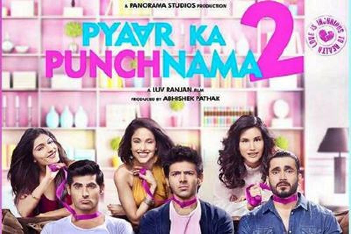 Movie Review-Pyaar Ka Punchnama 2: Luv's PINCH hitting mono-Ranjan