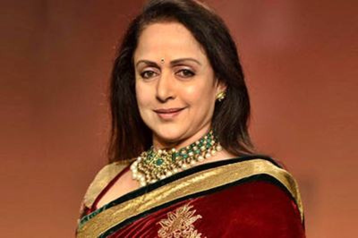This birthday I was gifted with another Greek God in my life – Hema Malini