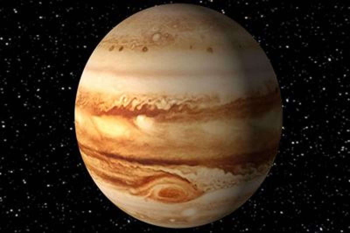 Jupiter bumped giant planet from our solar system