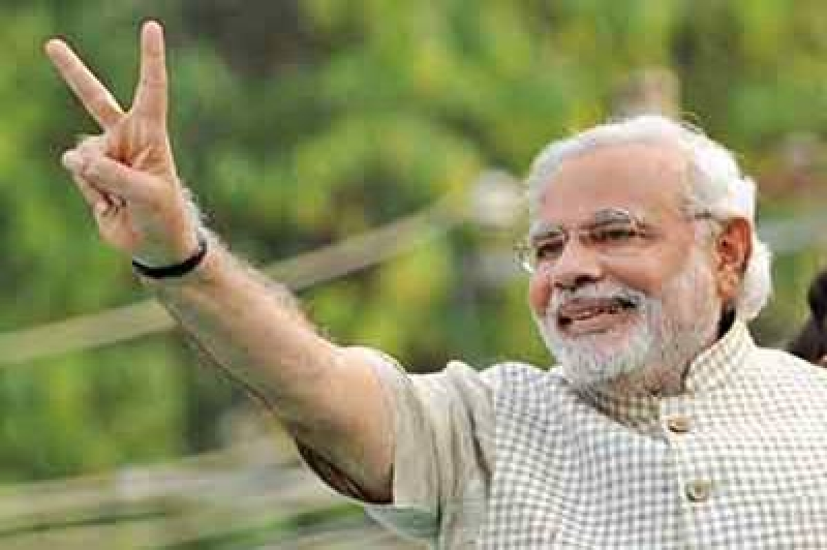 PM Modi salutes forces on Army Day