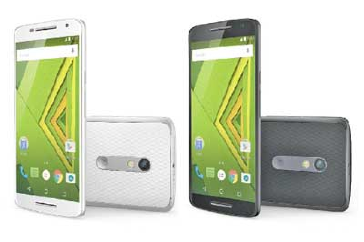 The Moto X Play: Say Hello to the biggest battery in town!