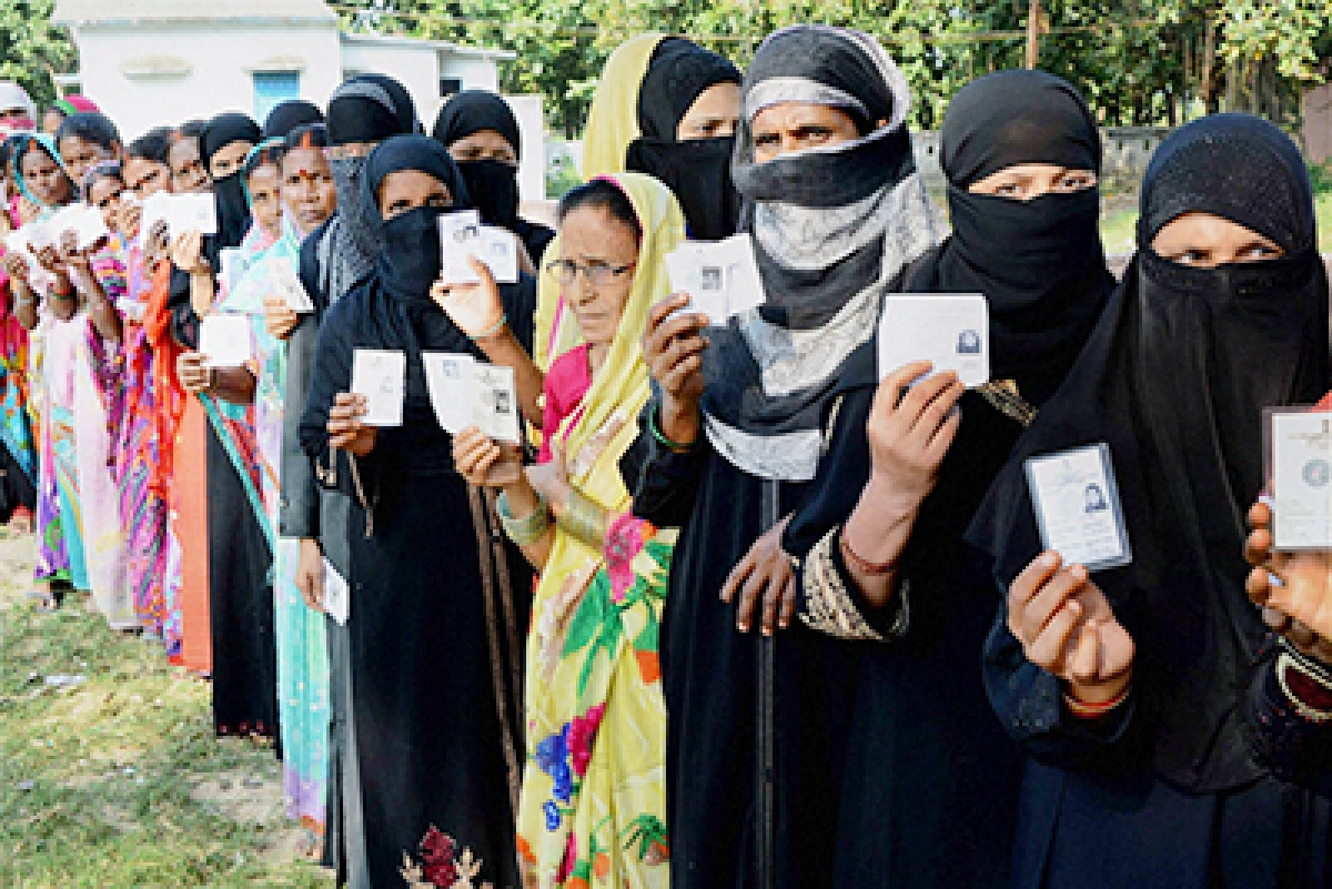 Second phase of Bihar polls ends with 54 pc voting