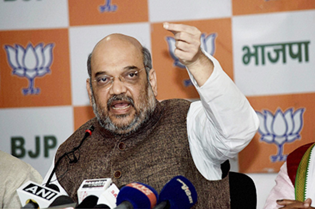 BJP all set to sweep polls in Odisha in 2019: Amit Shah