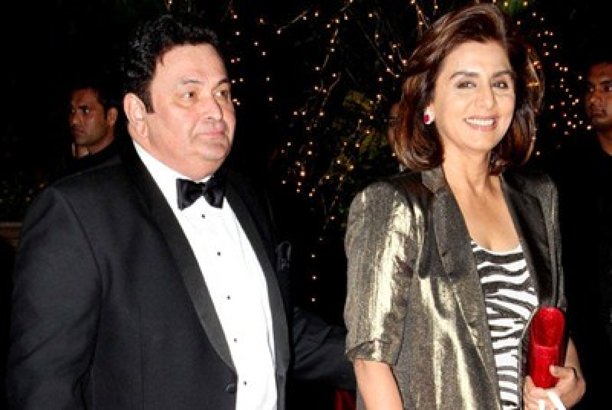 'Nostalgic' Neetu Kapoor revives old 'Kapoor sons, daughters' time