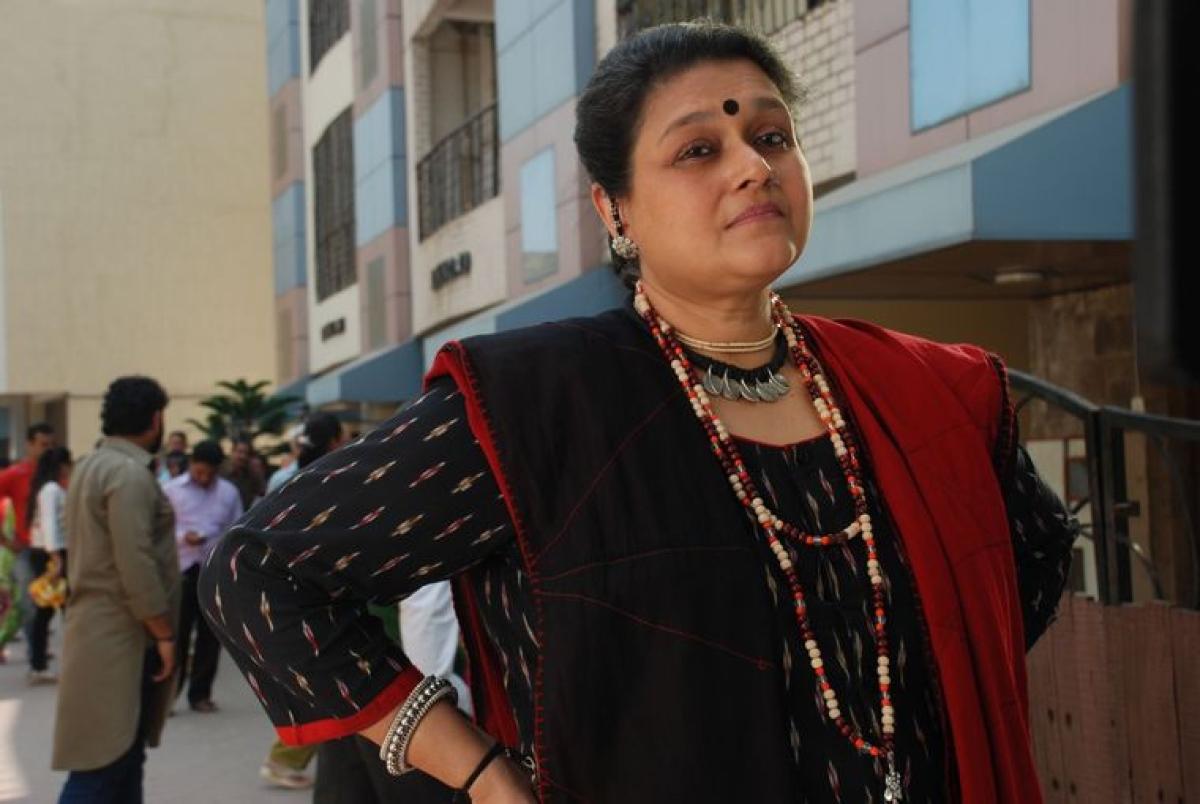 Supriya Pathak sought hubby Pankaj's advice for a show