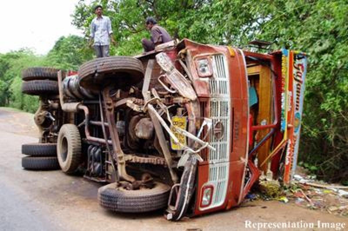Uttar Pradesh: 8 killed in road accident