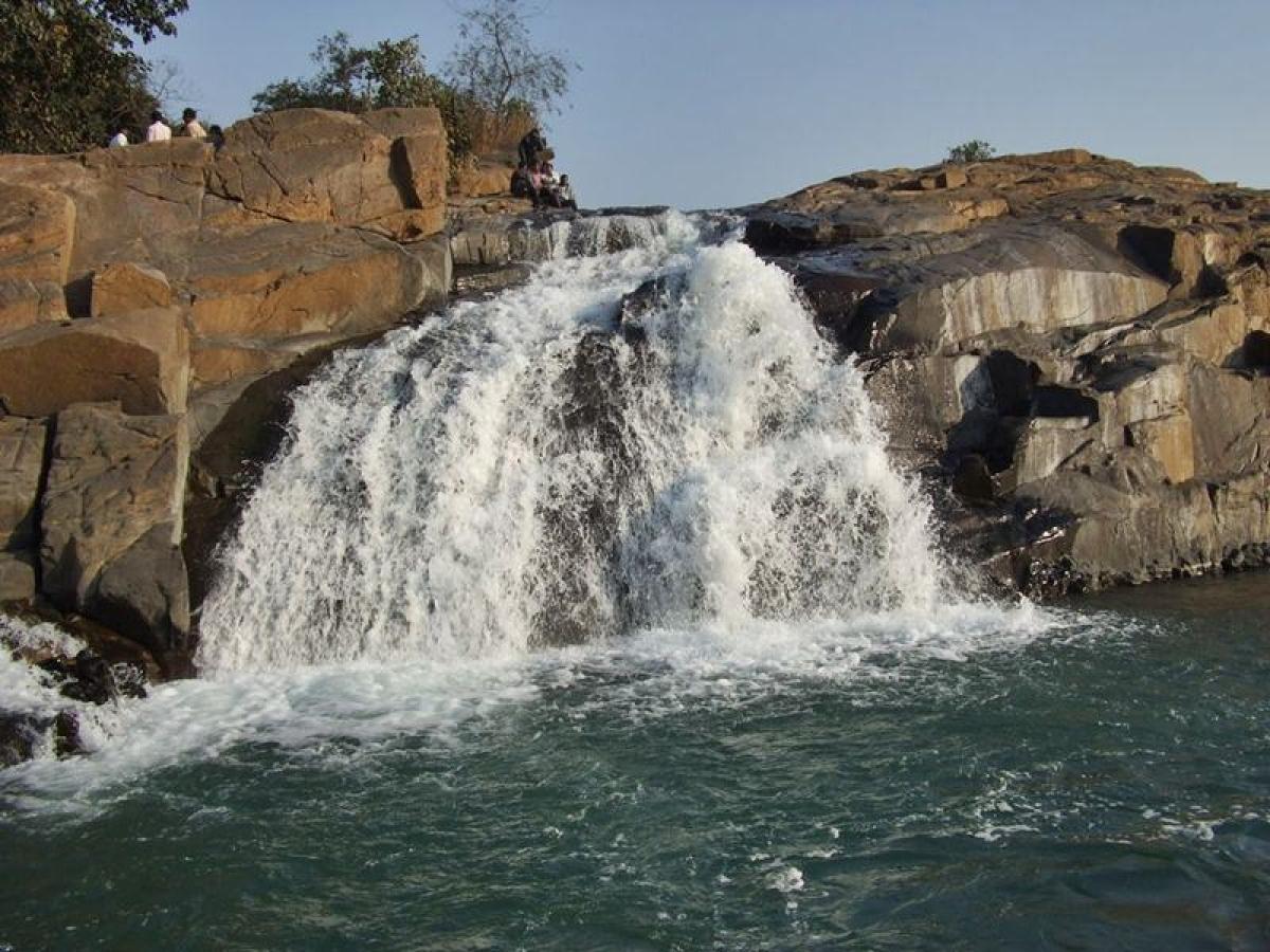 Usri Falls<br />Picture credits: www.snipview.com