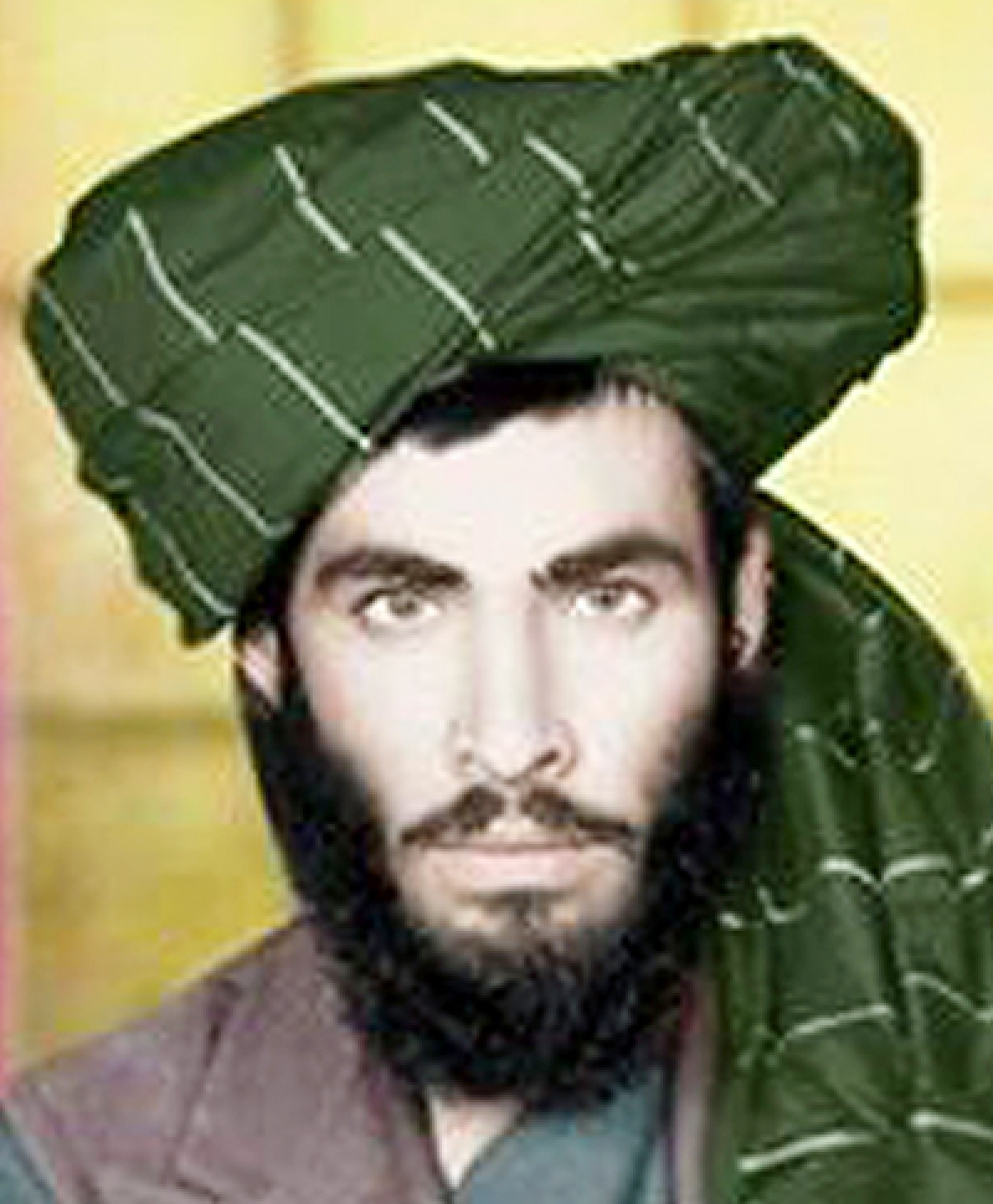 Rare new picture surfaces of  Taliban founder Mullah Omar