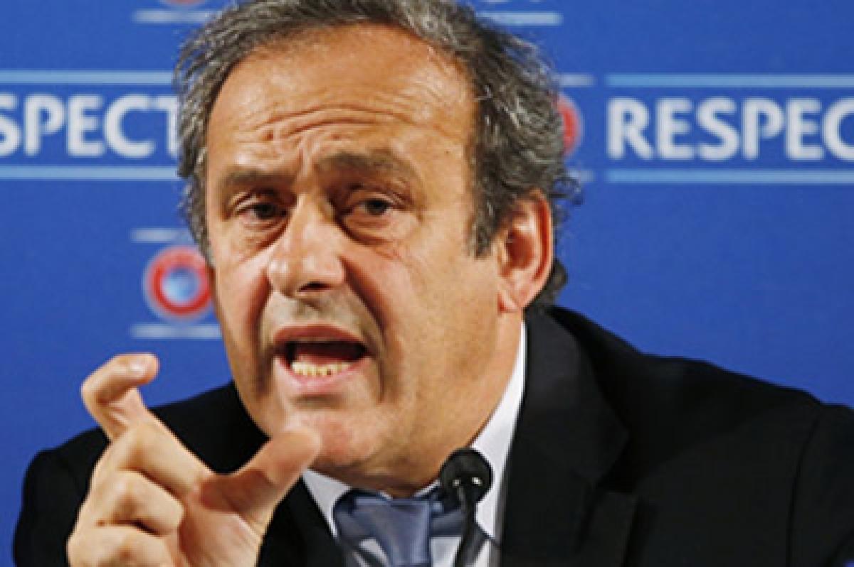 FIFA court to hear Platini case despite boycott