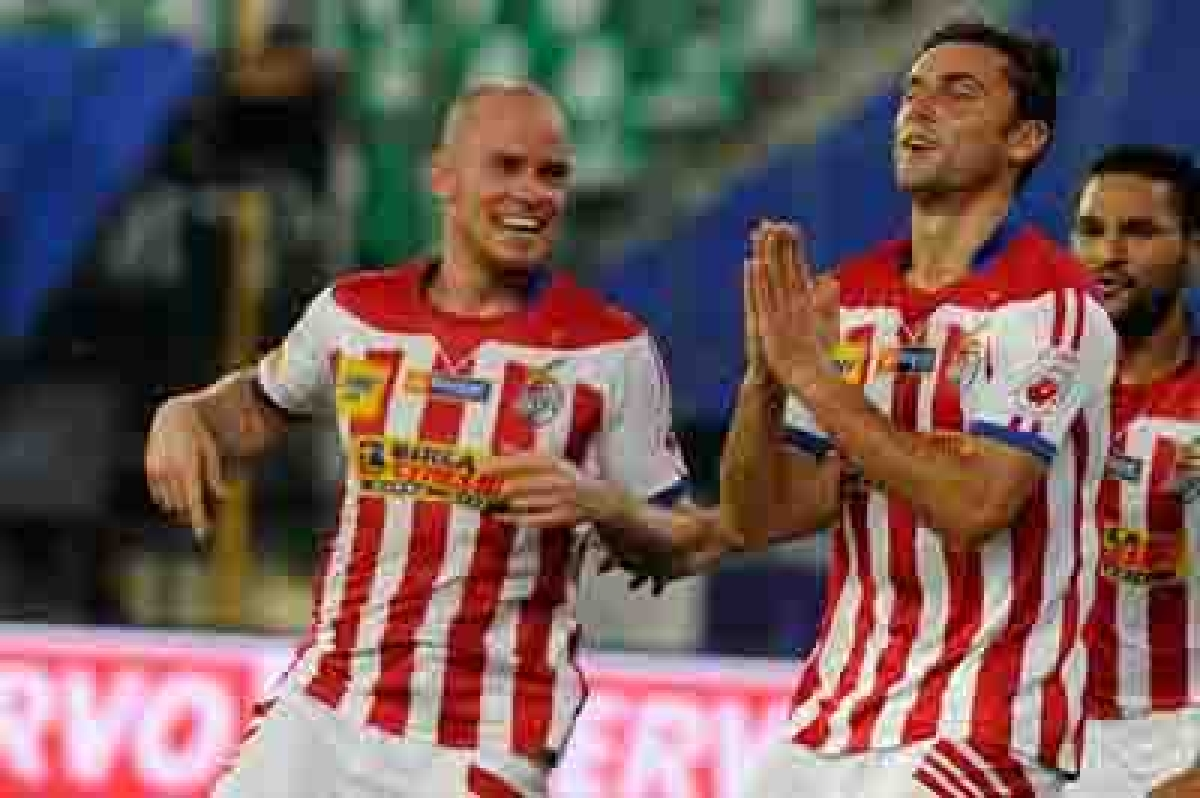 Atletico gear up for Chennaiyin challenge