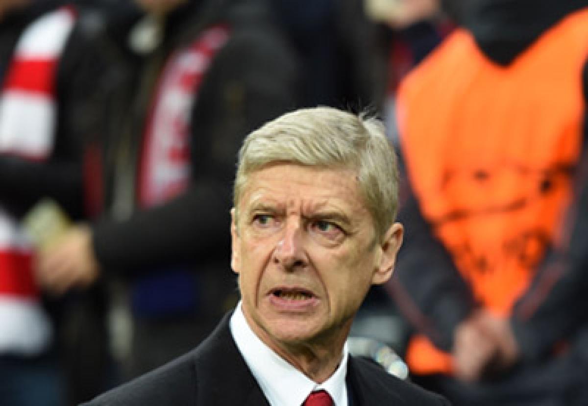 EPL loss: Wenger slams Arsenal players