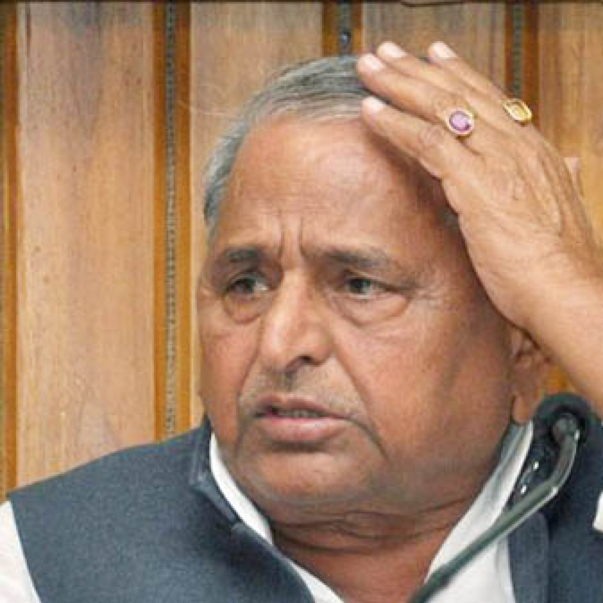 Mulayam Singh Yadav hospitalised after stomach-related ailments, condition stable