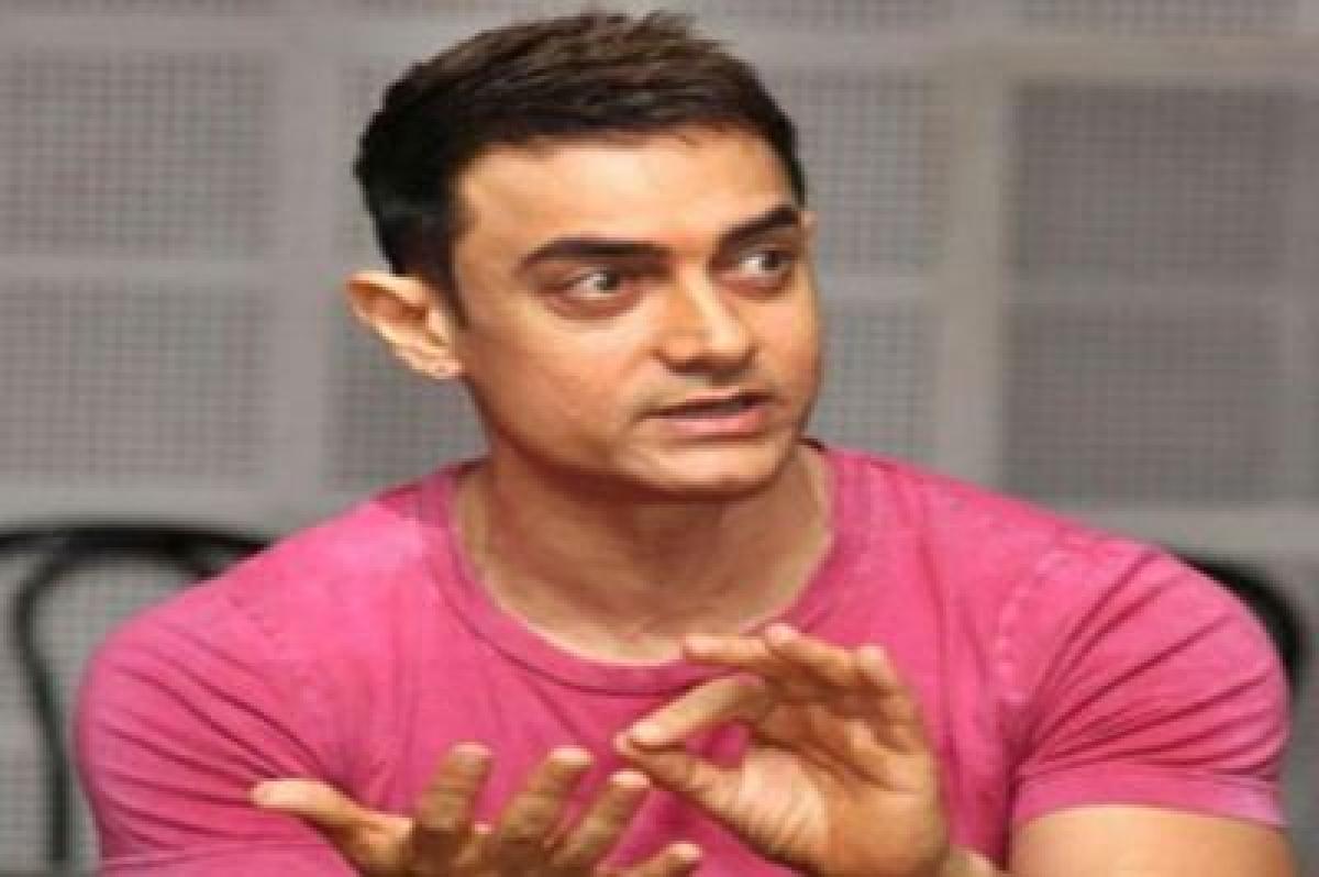 'Intolerance' row springs again as Cong-BJP spar over Aamir Khan