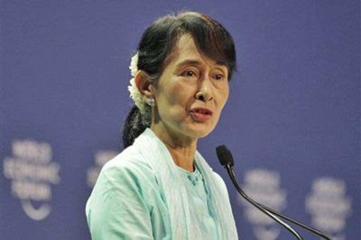 Suu Kyi faces wrath of global community