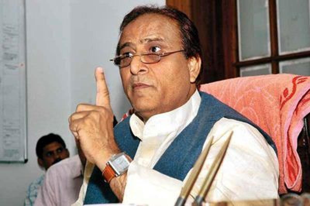 No chance of Amar Singh's return to SP: Azam Khan