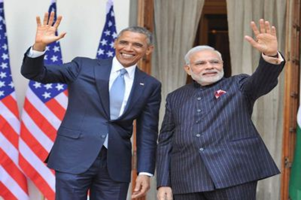 Paris deal continues close and strong partnership: Obama to Modi