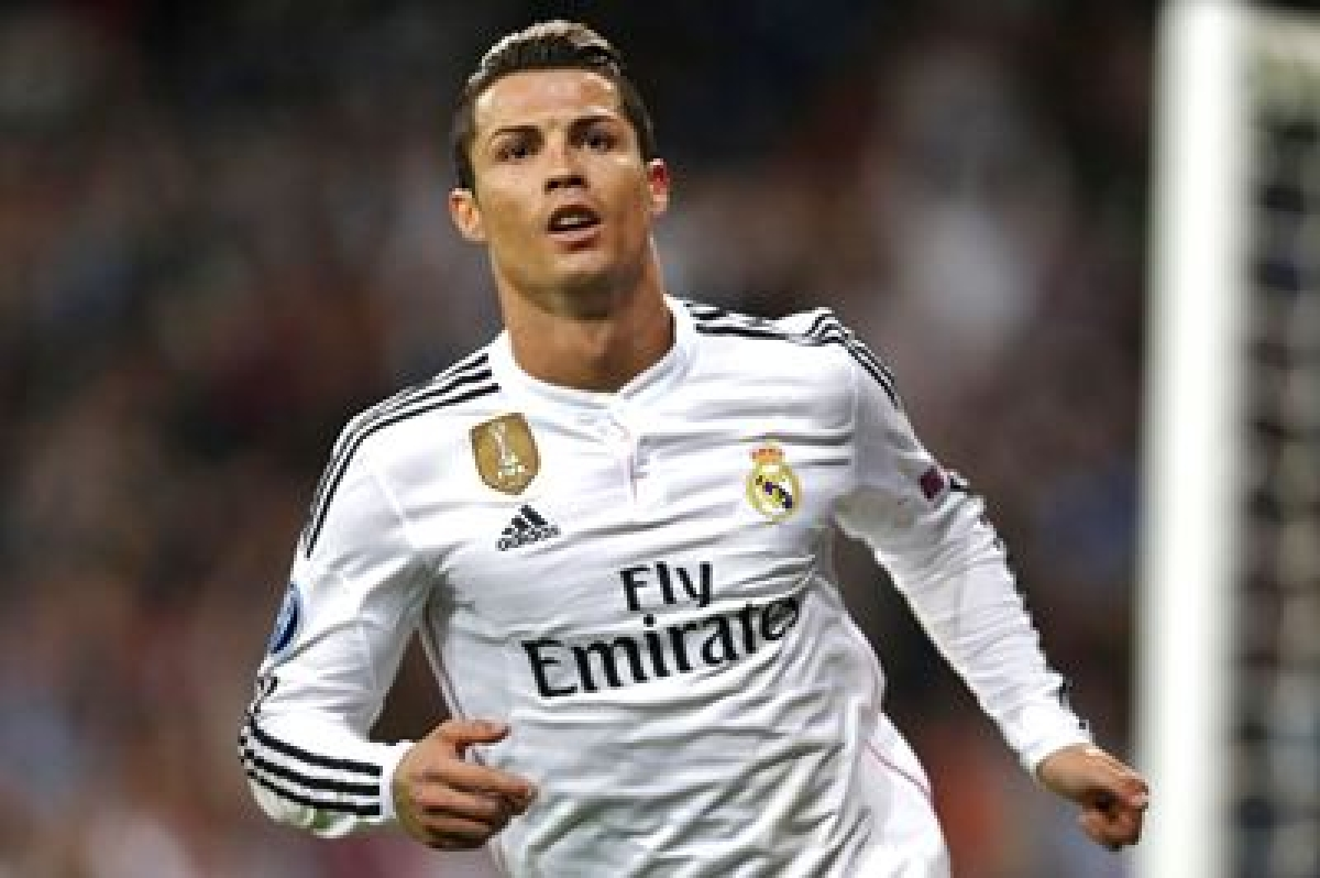 Cristiano Ronaldo's brace inspires Real to outmuscle Shaktar 4-3 in CL