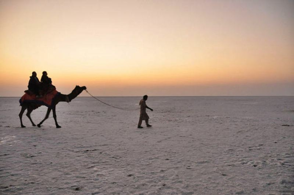Great Rann of Kutch<br />Picture credits: www.hellotravel.com