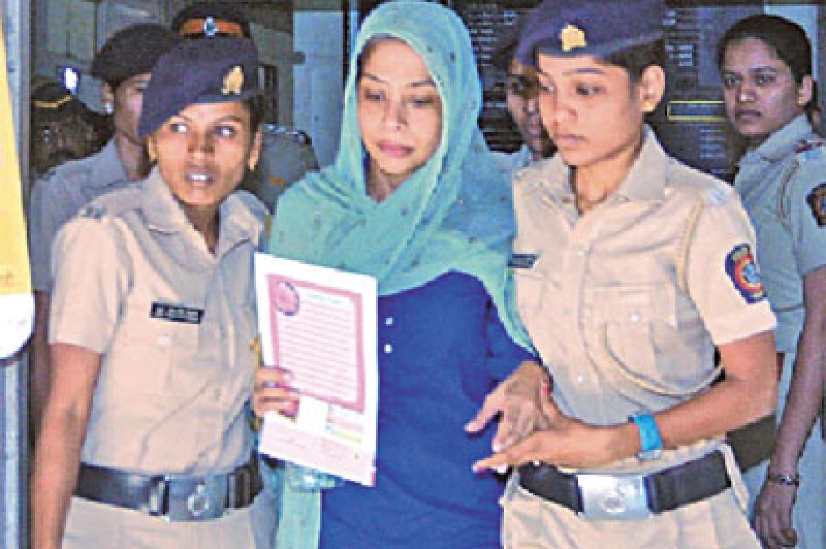 Judicial custody of Indrani Mukerjea, others extended till Jan 4