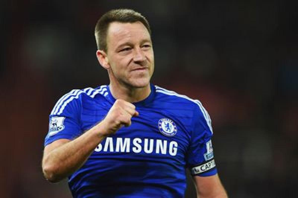 Chelsea captain John Terry doubtful for Tottenham clash