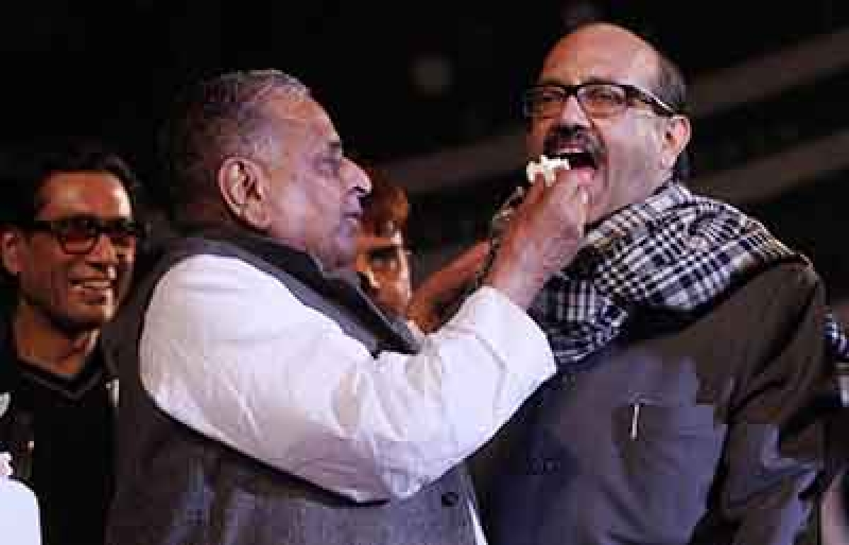 Look who's talking?  Country cannot progress without education for girls: Mulayam