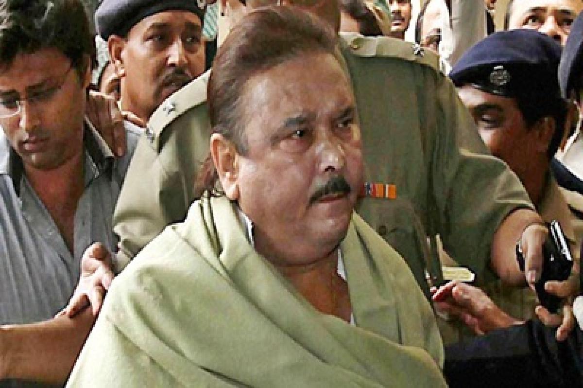 Saradha scam: Bengal minister Madan Mitra granted bail