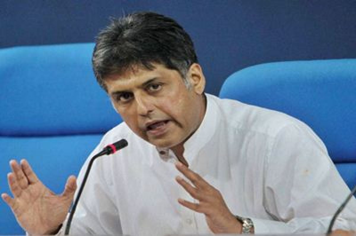 PM Modi is a master of double speak: Manish Tewari