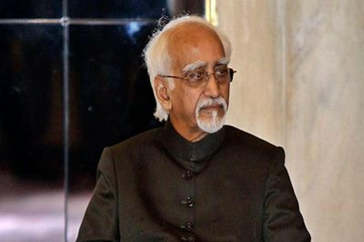Parliament disruptions: Hamid Ansari calls all-party meeting