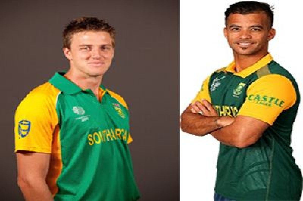 Morne Morkel, Paul Duminy fit for South Africa