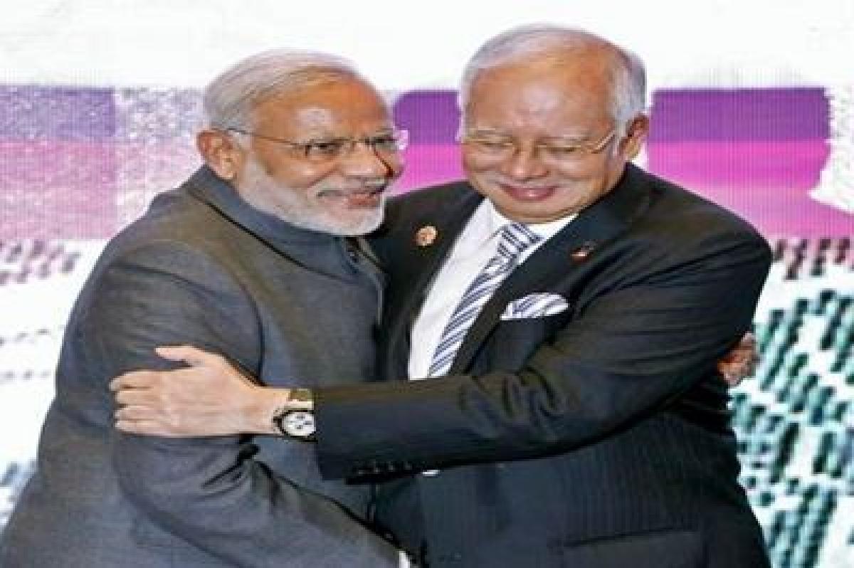 Narendra Modi is a 'man of action', says Malaysian PM Najib Razak